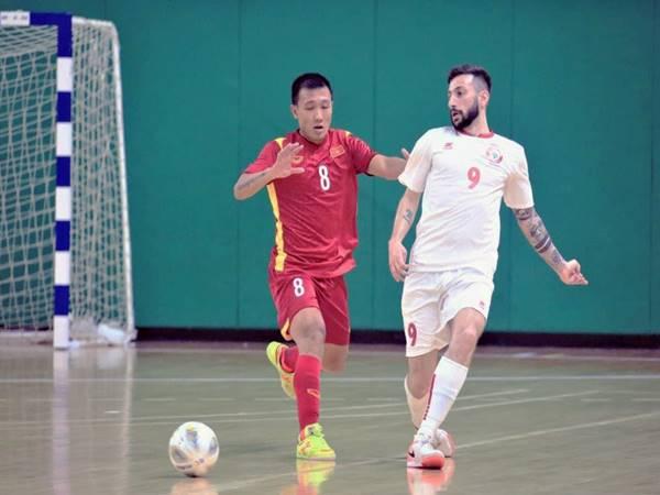Bóng đá VN 17/6: ĐT futsal Việt Nam hoàn thành thời gian cách ly