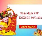 Nhận định VIP KQXSGL 30/7/2021
