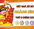 Dự đoán XSQB 29/7/2021 chốt loto số đẹp Quảng Bình thứ 5