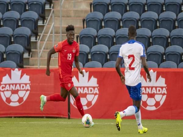 Soi kèo bóng đá giữa Haiti vs Canada, 6h30 ngày 16/7