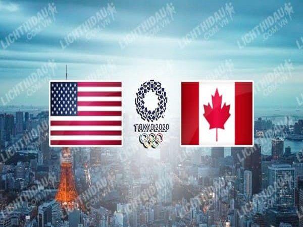 Nhận định Nữ Mỹ vs Nữ Canada – 15h00 02/08, Olympic 2021