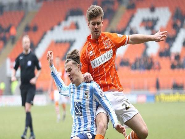 Nhận định trận đấu Blackpool vs Coventry (1h45 ngày 18/8)