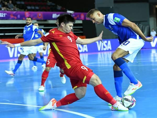 Bóng đá Việt Nam 16/9: FIFA nhắc lại kỳ tích đội tuyển futsal Việt Nam